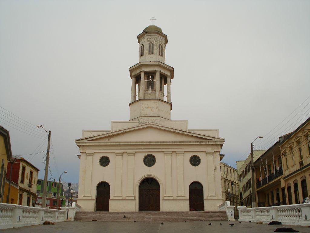 Iglesia La Matriz, Valparaíso.